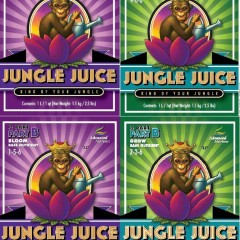 JUNGLE JUICE A&B – 23L