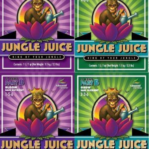 JUNGLE JUICE A&B – 4L